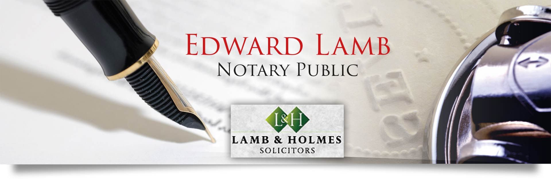 Notary Public Kettering and Corby